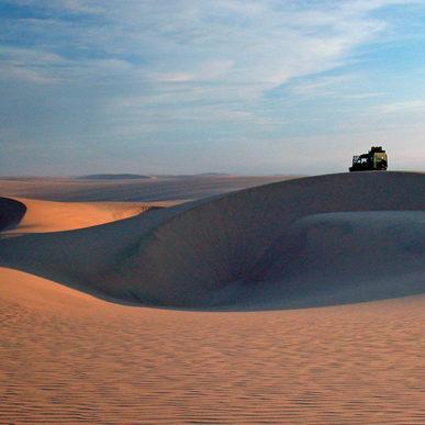 Voyage sur mesure en Namibie : Panorama complet en autotour